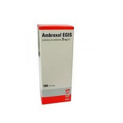 Egis Ambroxol Sirop 3mg/ml