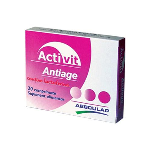Aesculap Activit Antiage x 20 cpr