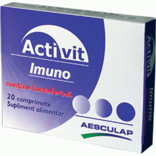Aesculap Activit Imuno x 20 cpr