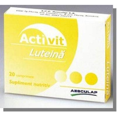 Aesculap Activit Luteina 30cp