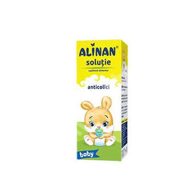 Fiterman Alinan Happy baby solutie 20ml