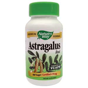 Nature's Way Astragalus 100cps