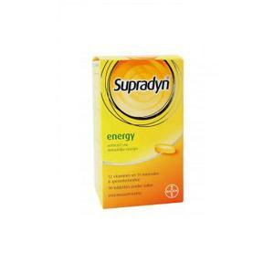 Bayer Supradyn Energy 30 comprimate
