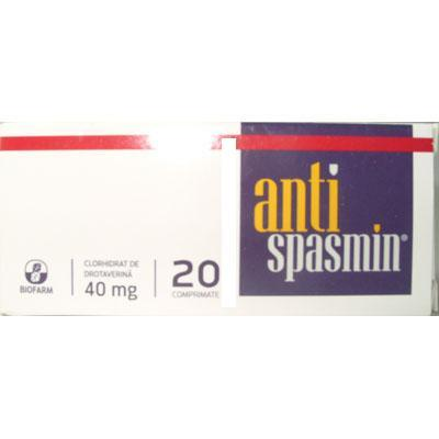 Biofarm Antispasmin 40mg 20cp