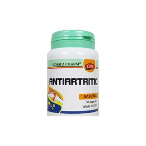 CosmoPharm Antiartritic Natural 30 cp