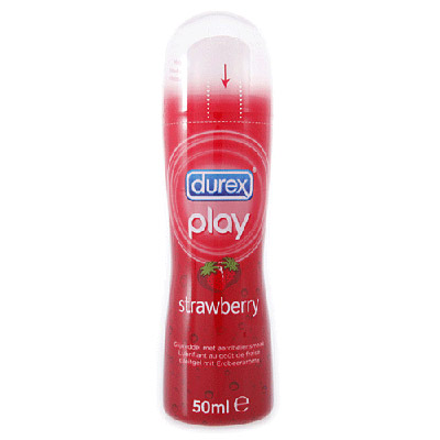 Durex Play Strawberry Lubrifiant 50 ml