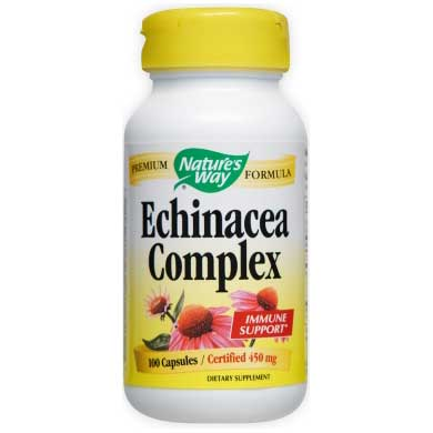 Nature's Way Natures Way Echinacea Complex 100cps
