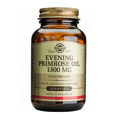Solgar Evening Primrose Oil 1300mg 30cps