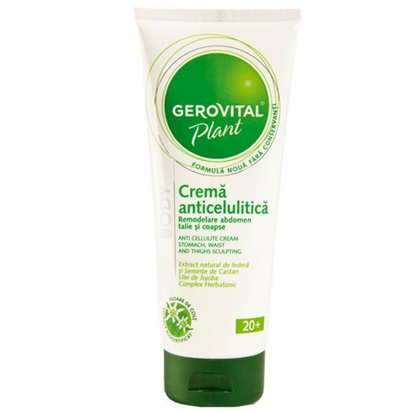 Gerovital Plant Crema Anticelulitica200 ml