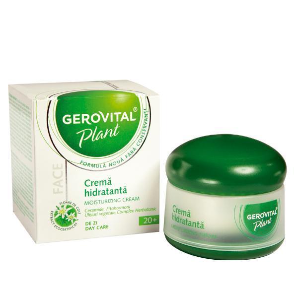 Gerovital Plant Crema Hidratanta 50 ml