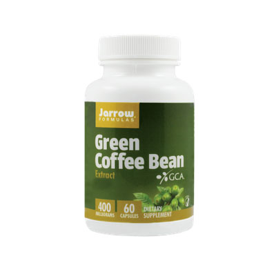 Jarrow Green Coffee Bean extract 400mg 60cps