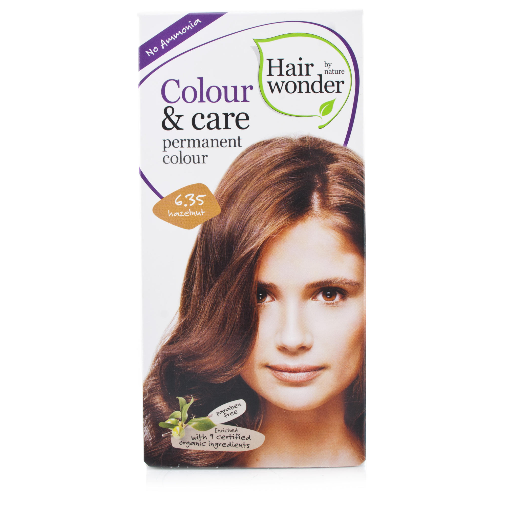 Colour & Care Hazelnut 6.35