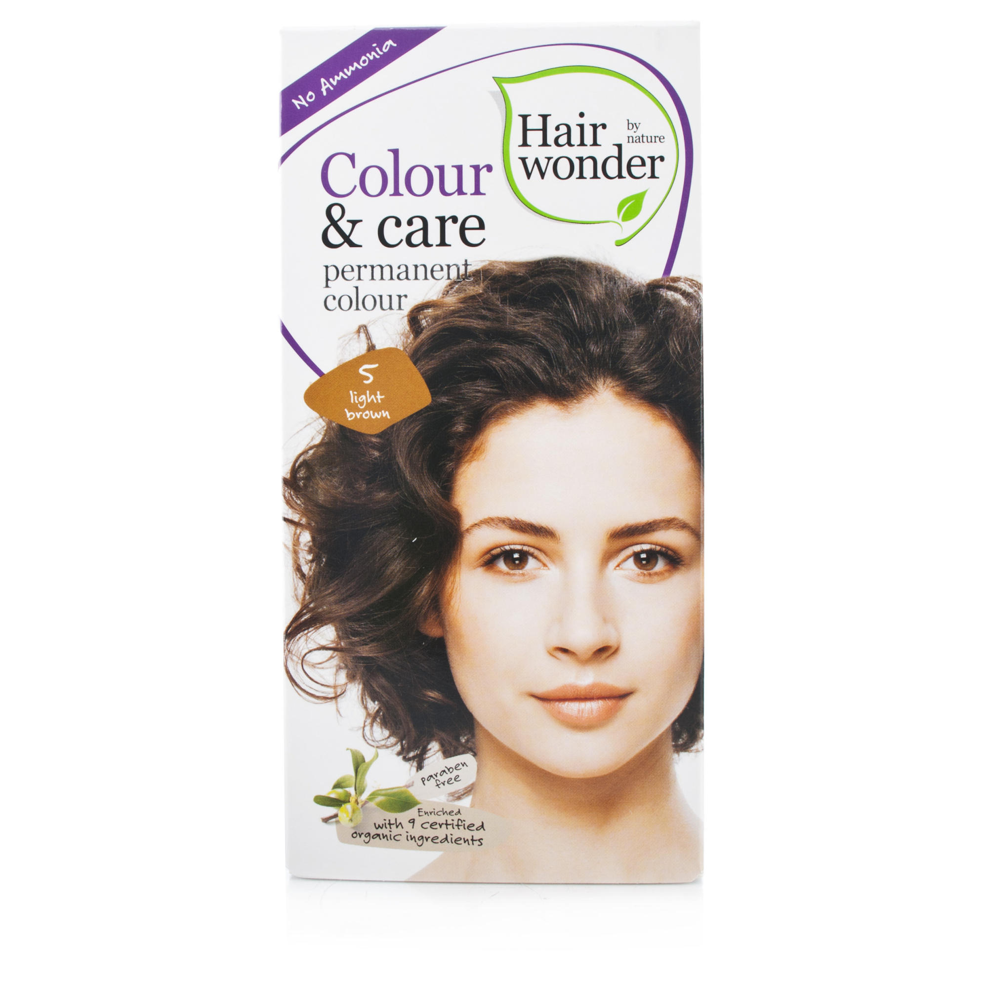 Colour & Care Light Brown 5