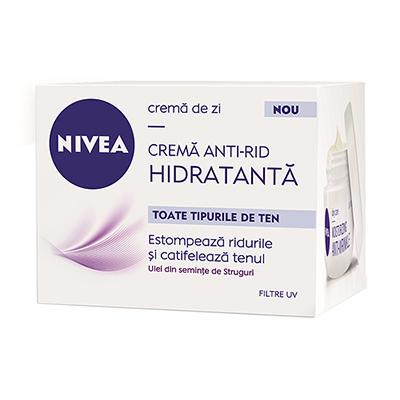 NIVEA Visage Crema antirid de zi 50 ml