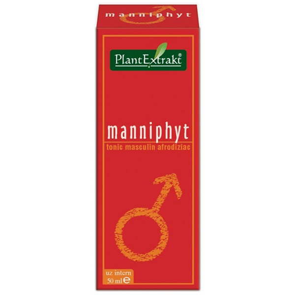 PlantExtract Manniphyt 50 ml