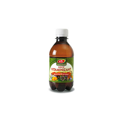 Fares Sirop Vitaminizant 250ml
