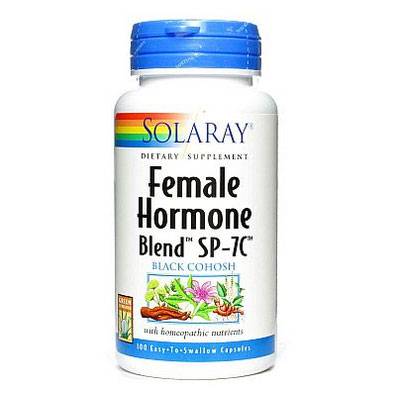 Solaray Female Hormone Blend SP-7C 100cps