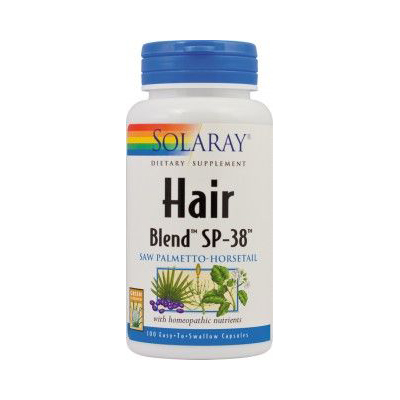 Solaray Hair Blend SP-38 100cps