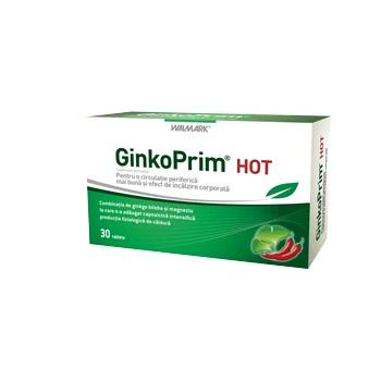 Walmark GinkoPrim Hot 30 tablete
