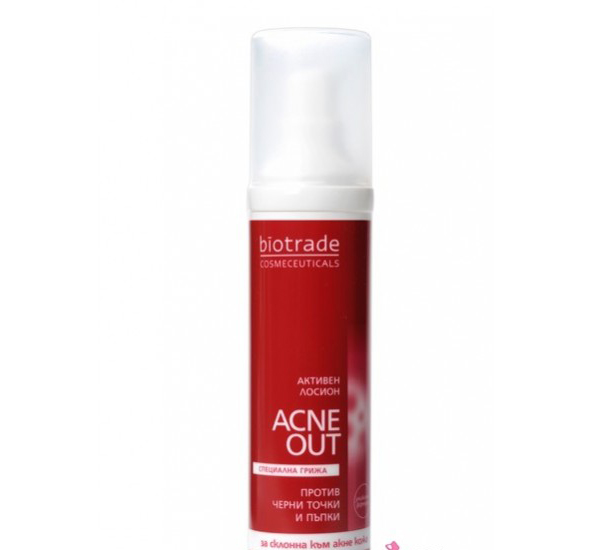 ACNE OUT LOTIUNE