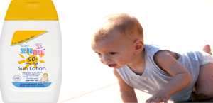 Sun Care Baby Lotiune SPF 50+ Sebamed